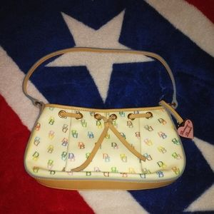 Dooney and Bourke long strap crossbody